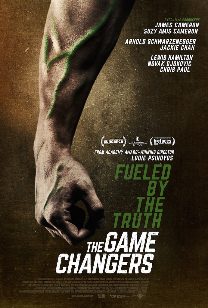 The Game Changers Film Movie Poster