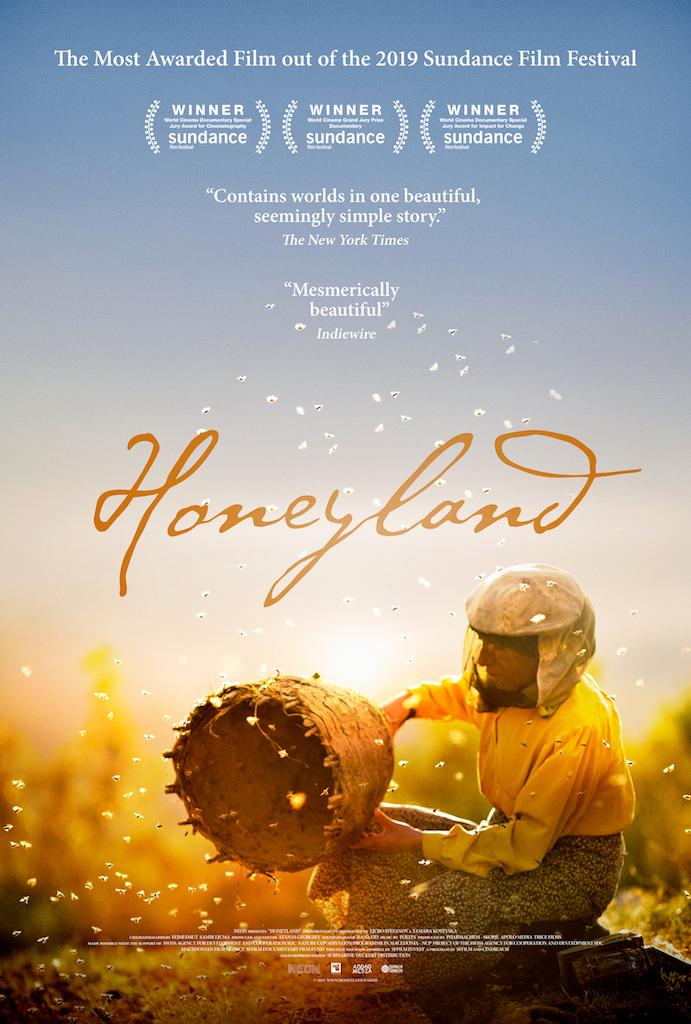 Honeyland Film Movie Poster