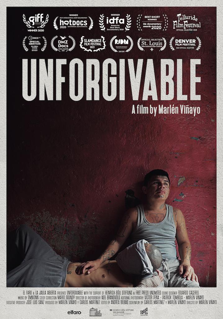 Unforgivable Short Film Movie Poster
