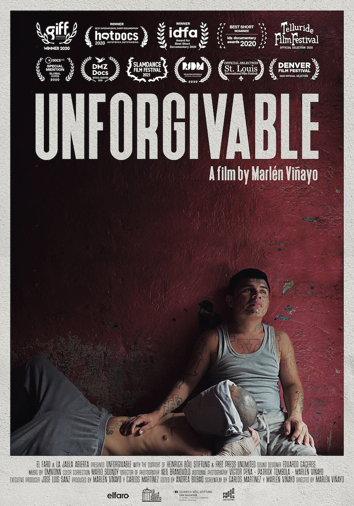 Unforgivable Short Film Movie Poster