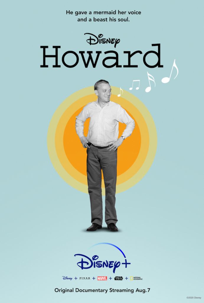 Howard Film Movie Poster