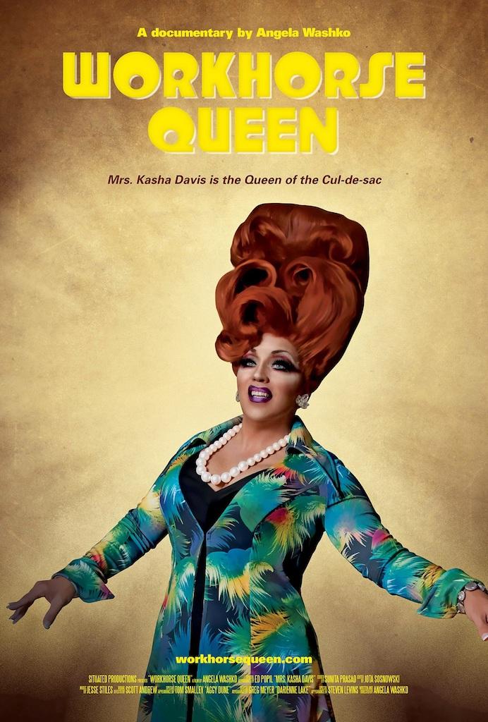 Workhorse Queen Film Movie Poster. PC: Workhorse Queen