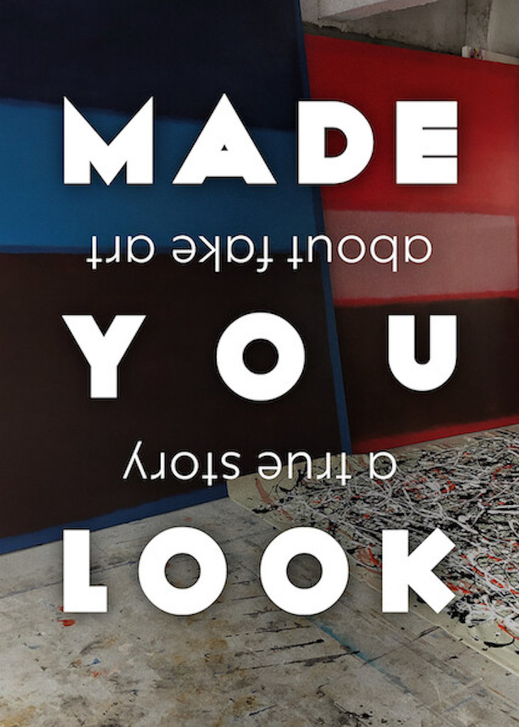 Made You Look Film Movie Poster