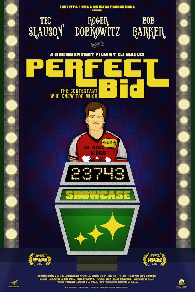 Perfect Bid Film Movie Poster. PC: Perfect Bid