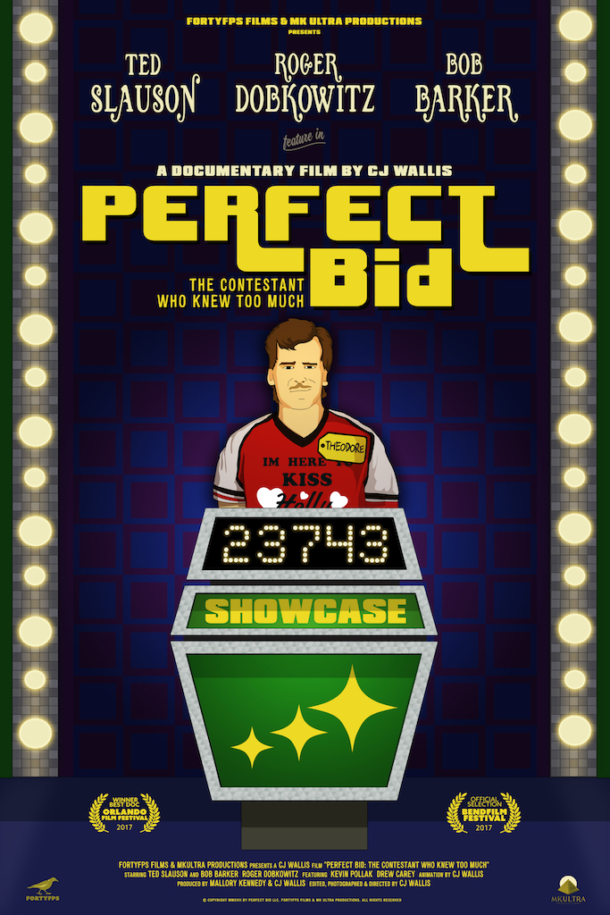Perfect Bid Film Movie Poster. PC: Perfect Bid