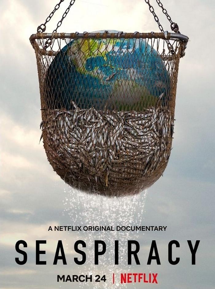 Seaspiracy Film Poster