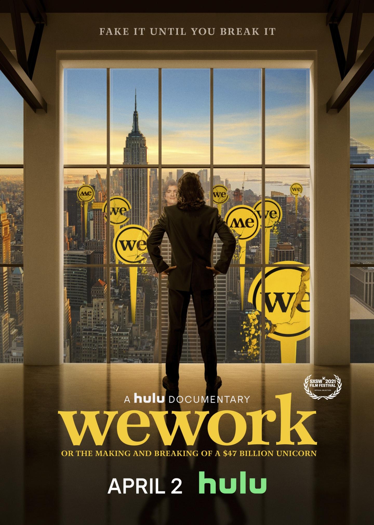 wework Film Poster