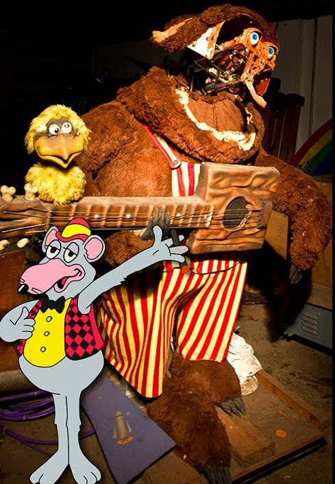 Yesterworld: The Rise & Fall of Showbiz Pizza Place & Chuck E. Cheese Pizza Time Theatre