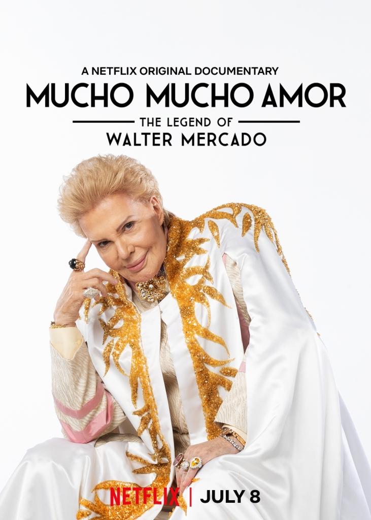 Mucho Mucho Amor Film Poster