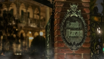 Behind the Attractions: Haunted Mansion