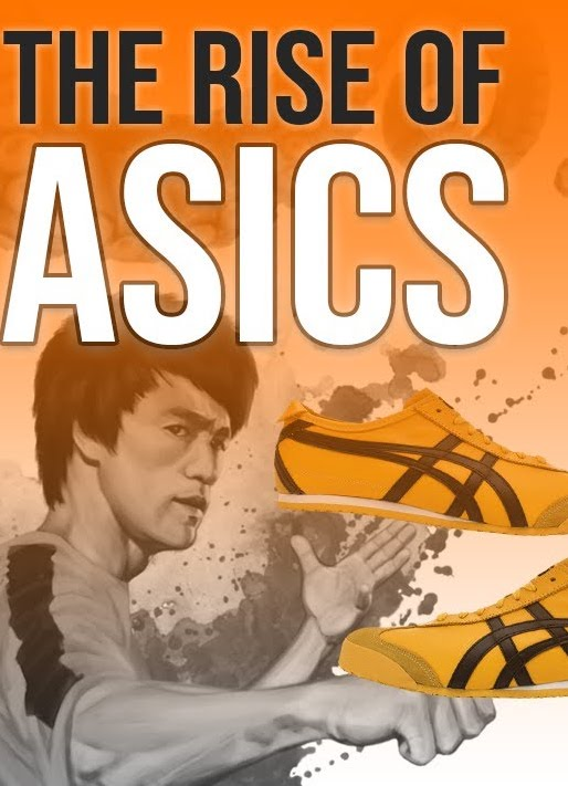 The Rise of Asics: How an Octopus Tentacle Led to a Running Shoe Empire