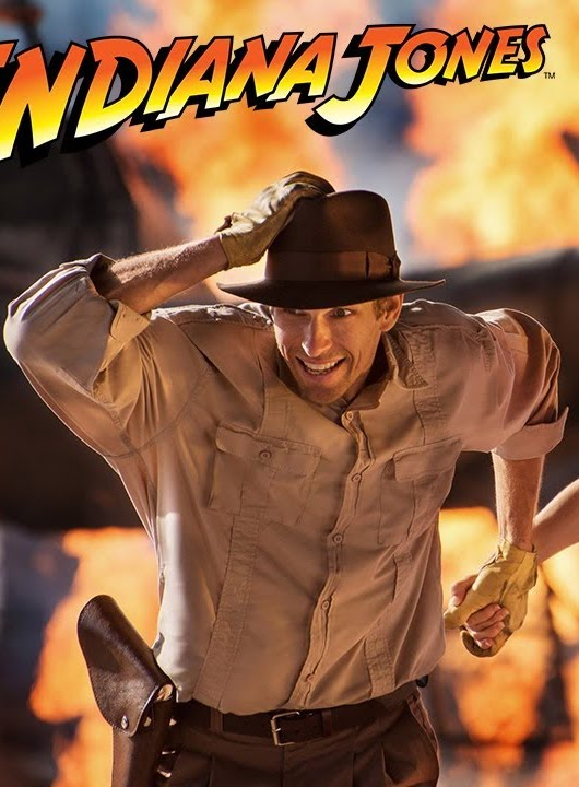 The Theme Park History of The Indiana Jones Epic Stunt Spectacular