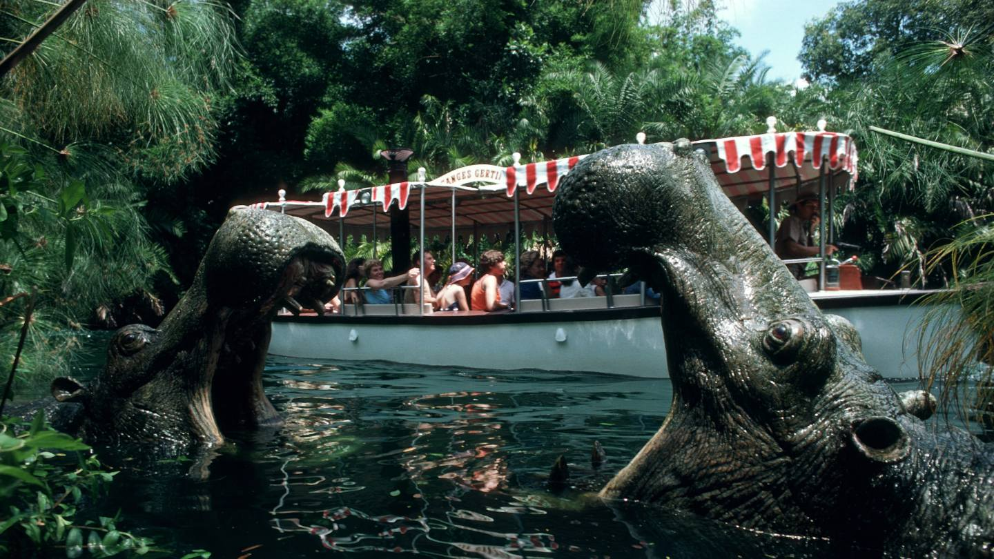 Behind The Attraction: Jungle Cruise