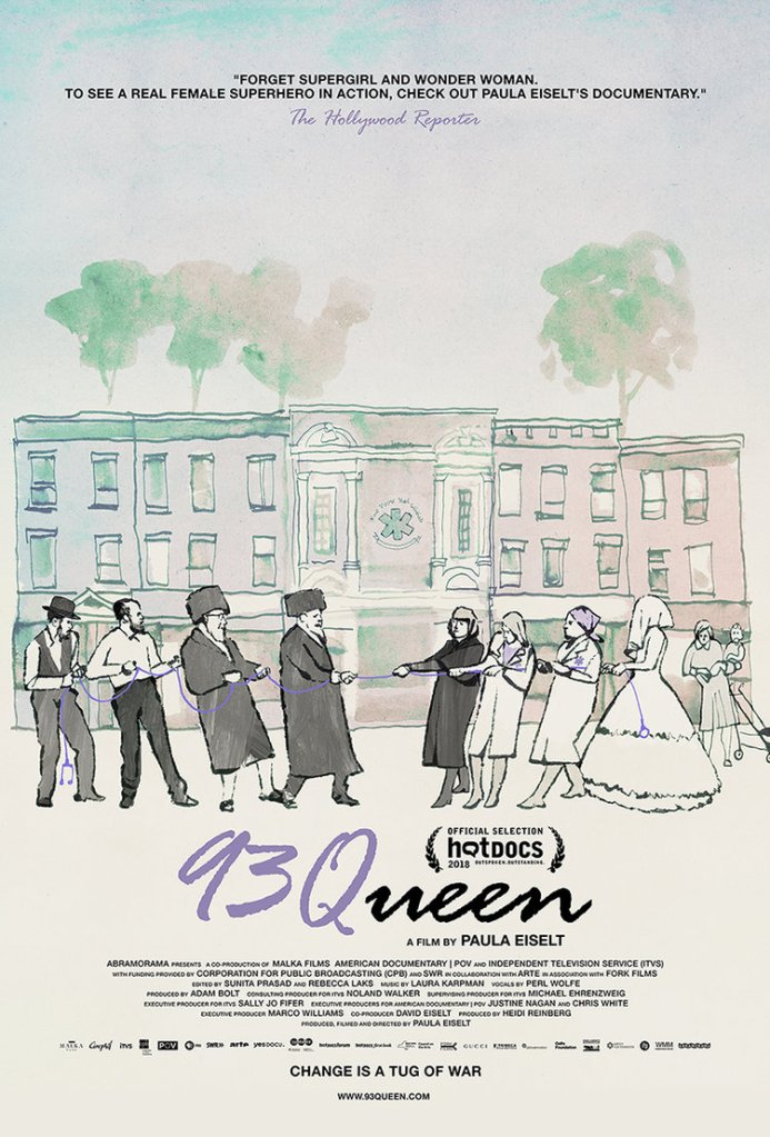 93Queen Film Poster
