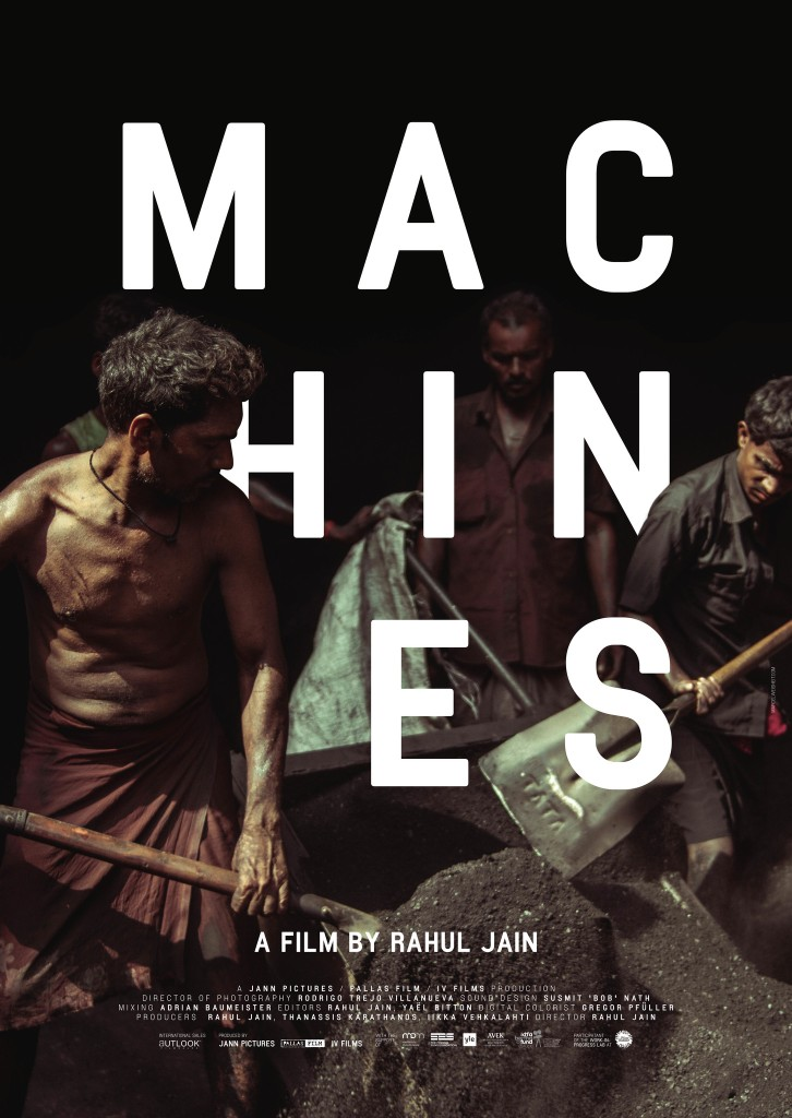 Machines - Poster