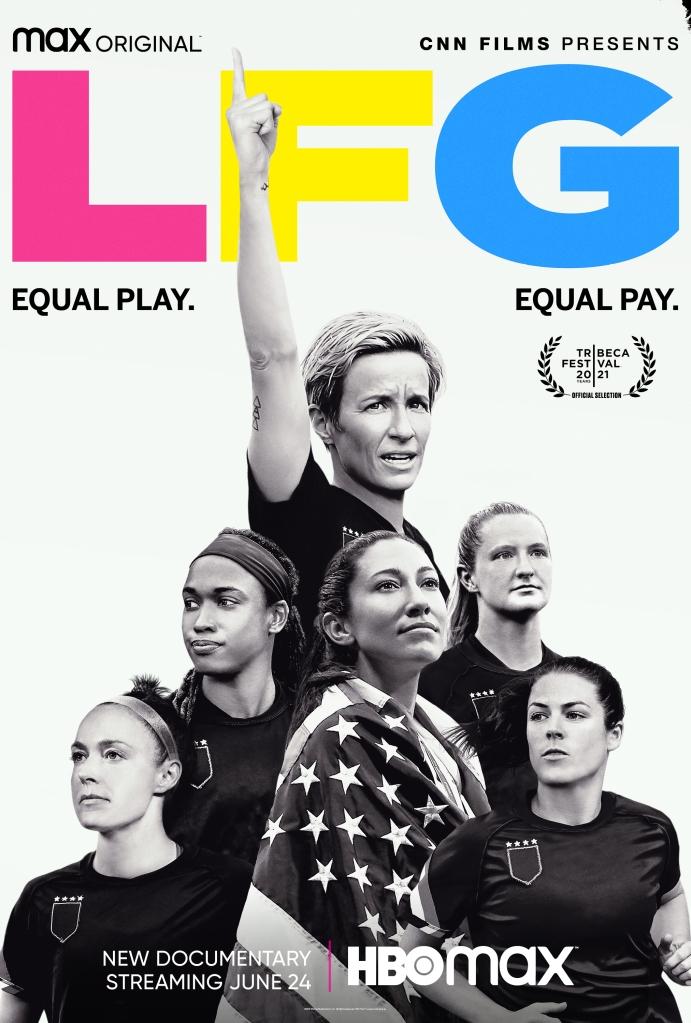 LFG Film Poster