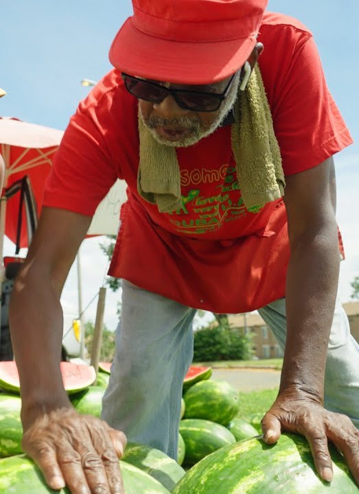 Philadelphia's Famous Watermelon Stand | NYT Cooking