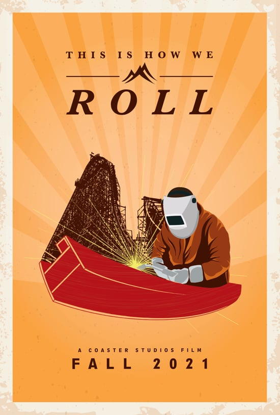This is How We Roll Film Poster