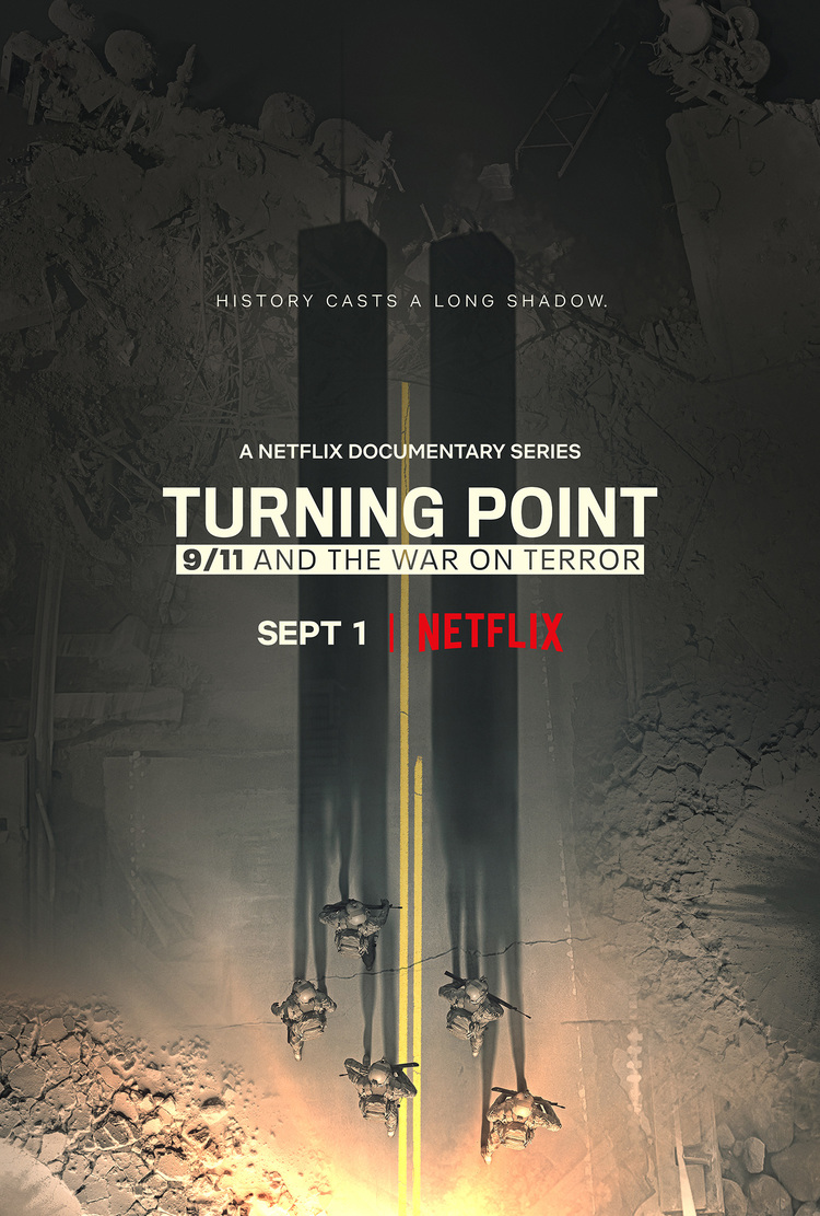 Turning Point: 9/11 and the War on Terror(2021)